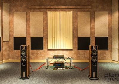 Hi-Style HiFI Demo Rooms