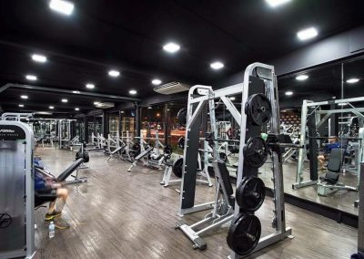 Smash Gym Thailand