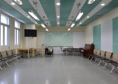 โรงพยาบาลจุฬาลงกรณ์ ตึก สธ แผนกเวชศาสตร์ฟื้นฟู
